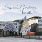 Season's greetings